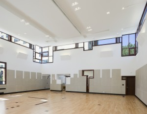 George Ranalli Architect's project for Saratoga Avenue Community Center